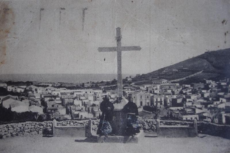 Ustica dalla torre Santa Maria