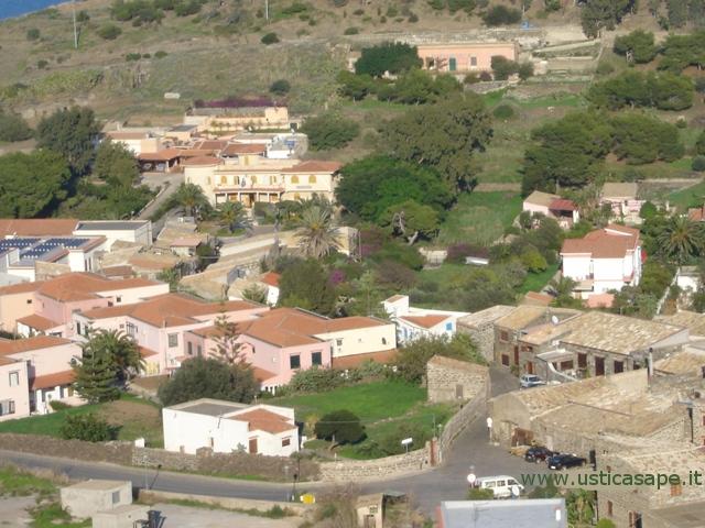 Zona via Petriera vista dal Boschetto