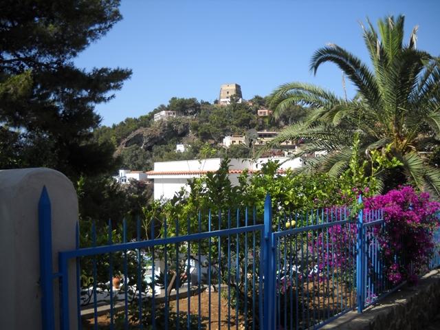 Vista torre Santa Maria