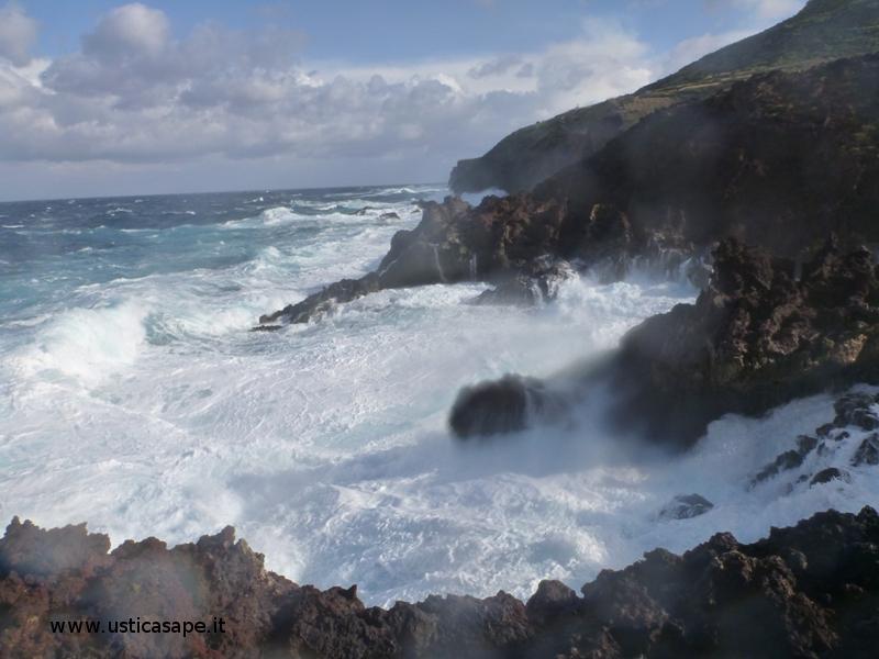 Mare molto forte
