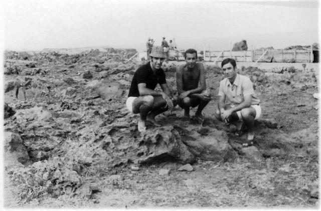 Ustica,*Lavori secondo cantiere per costruzione molo alternativo a Punta Spalmatore