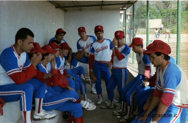 """Ustica squadra di Baseball, """"ingrugnati"""" dopo una prestazione insufficiente"""