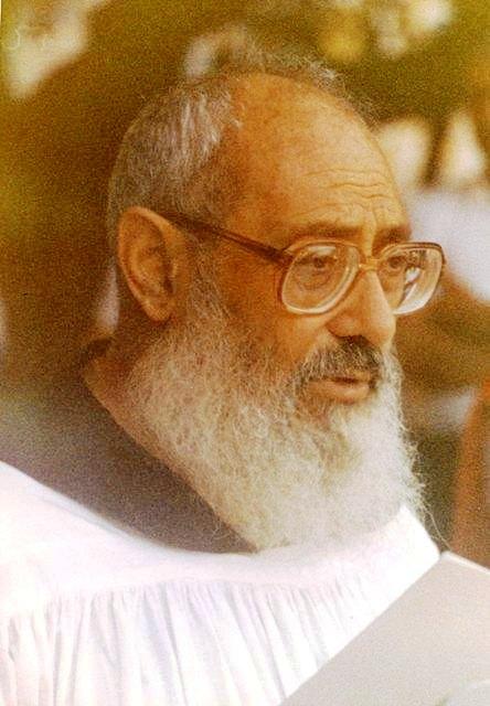L'indimenticabile padre Carmelo Da Gangi