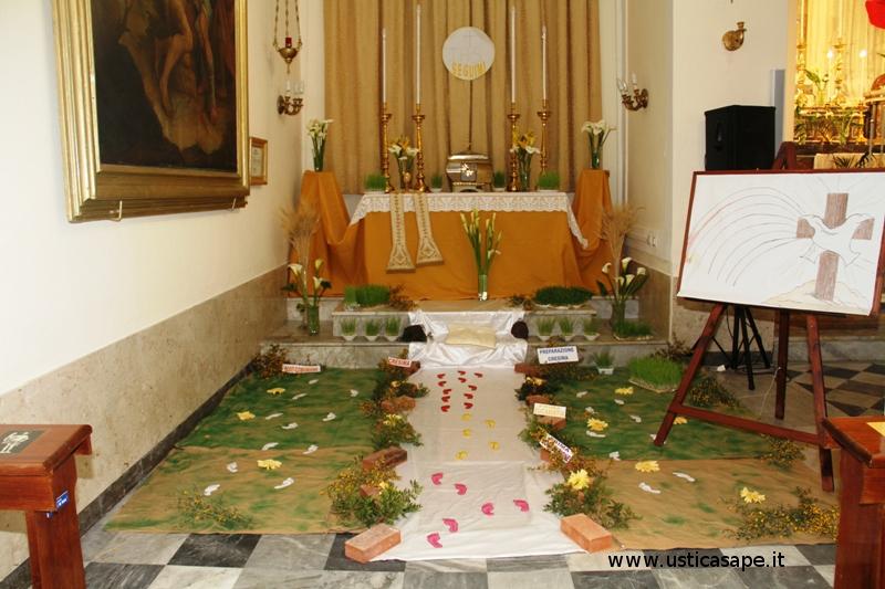 I Sepolcri del Giovedì Santo