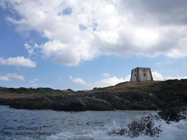 Torre punta Spalmatore