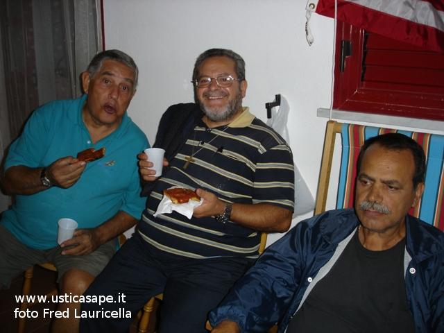 """Ustica, """"pizziata"""" in campagna"""