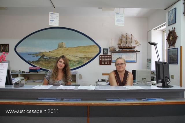 Ustica, Agenzia Militello 2011