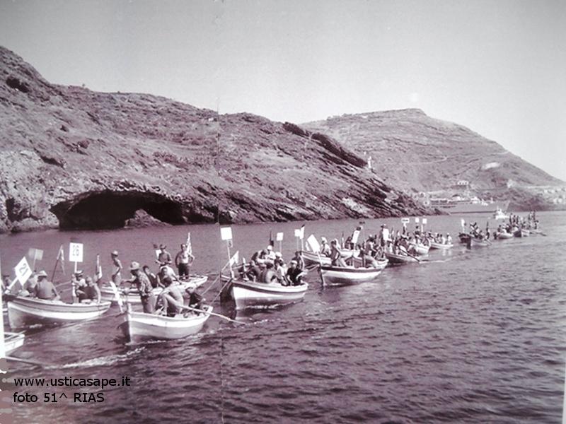 Ustica, Gara internazionale di pesca subacquea