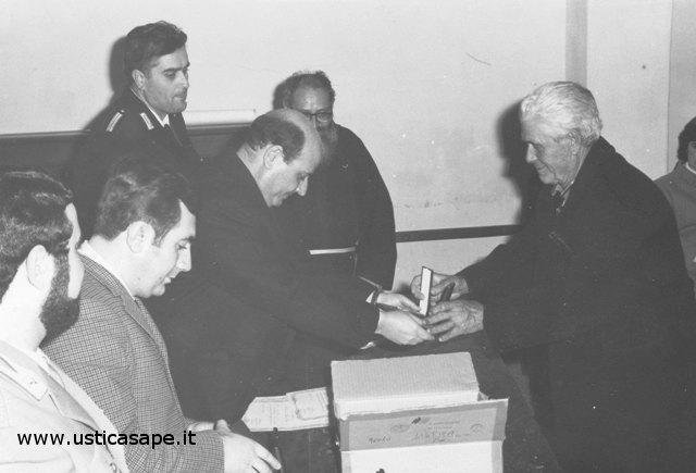 Licciardi riceve Onorificenza Vittorio Veneto