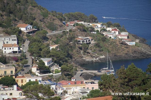villaggio pescatori e zona portuale