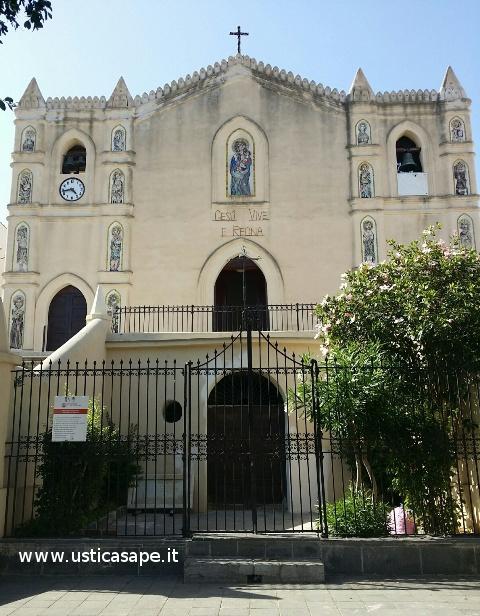Chiesa San Ferdinando Re e Cripta
