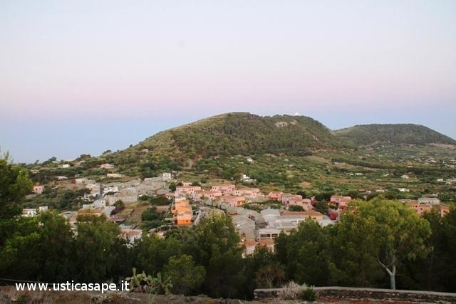 Panorama dal Rivellino