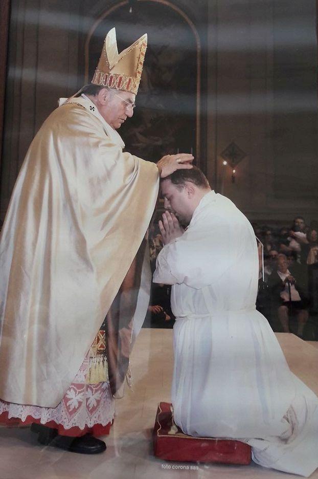 Auguri a Padre Lorenzo Tripoli per i suoi 6 anni di Sacerdozio
