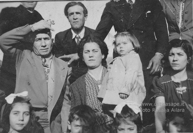 Ustica, fato ricordo famiglie Ailara - Manfrè