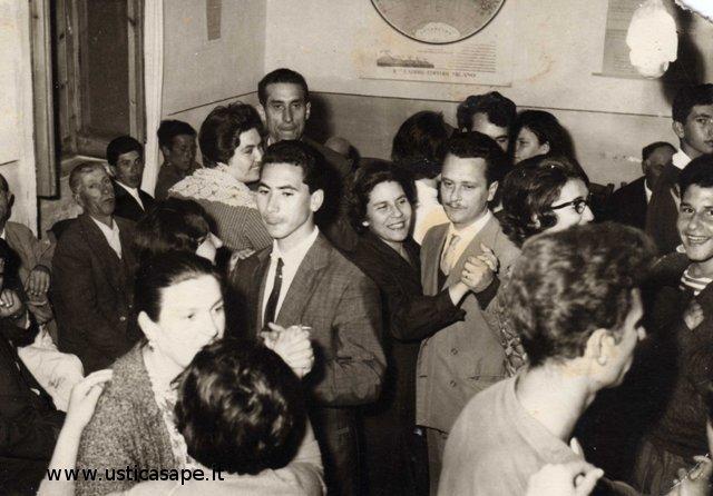 Festa al Centro Cultura Pololare 1963
