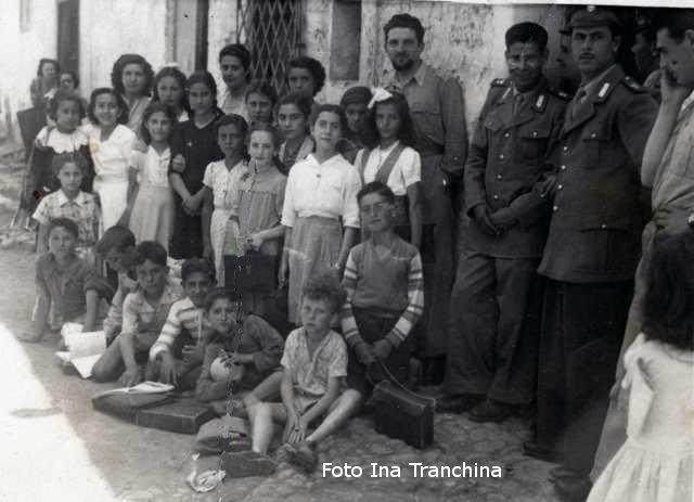 Quinta classe elementare 1949