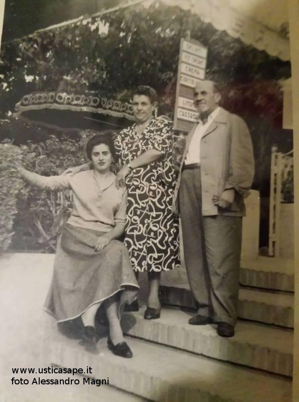 Famiglia Fazio con nipote Maria
