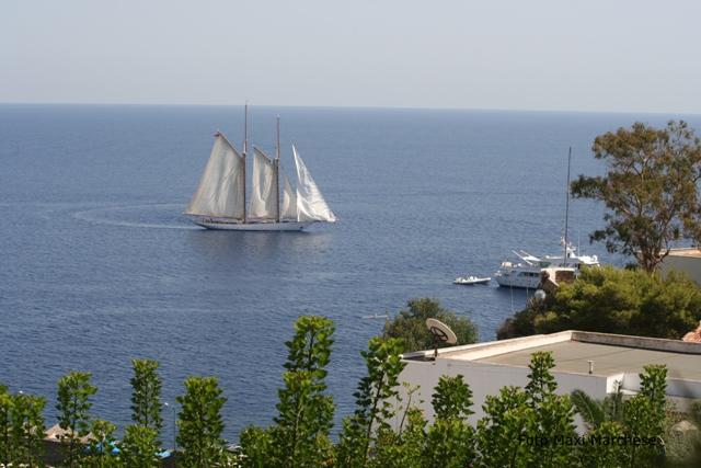 Ustica, Murdock's Ship
