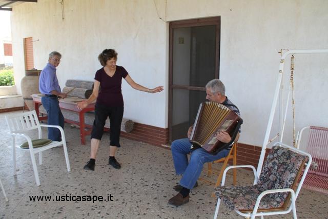 Americani portano un bel ricordo di Ustica