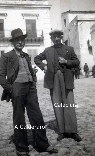 Personaggi di Ustica