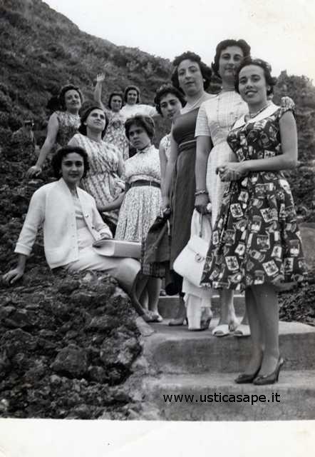 Amiche di Ustica, foto ricordo