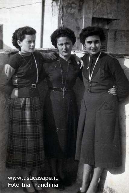 Ustica, tre vere Amiche