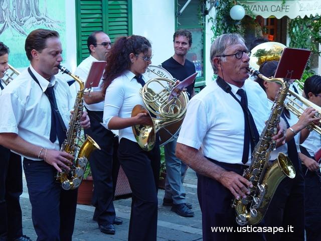 Ustica ricordi! Banda musicale