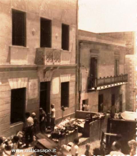 Ustica, vecchio municipio