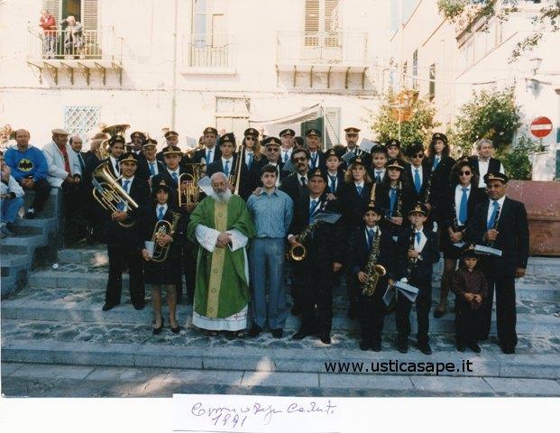 Ustica, 4 Novembre un tempo era una commemorazione molto sentita…