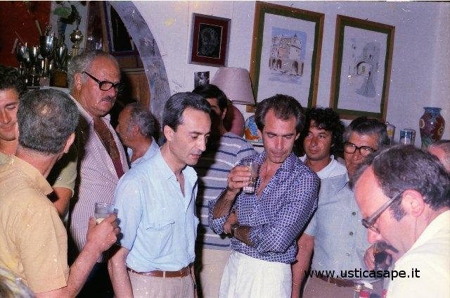 Bottega d'Arte Nino Bertucci, inaugurazione mostra