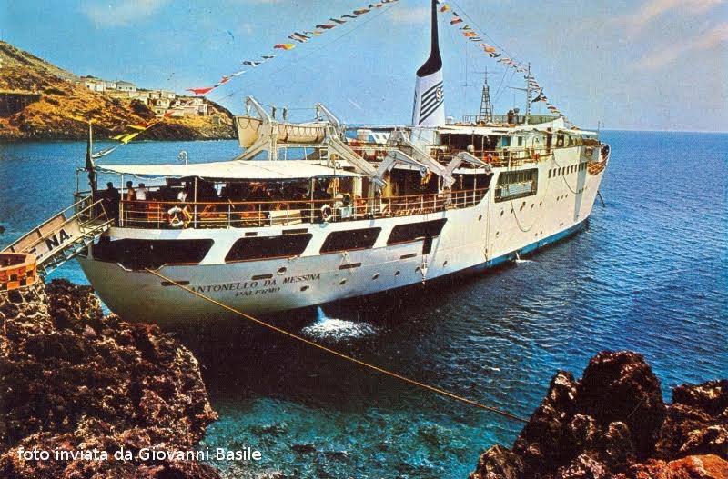 vecchia nave Antonello Da Messina