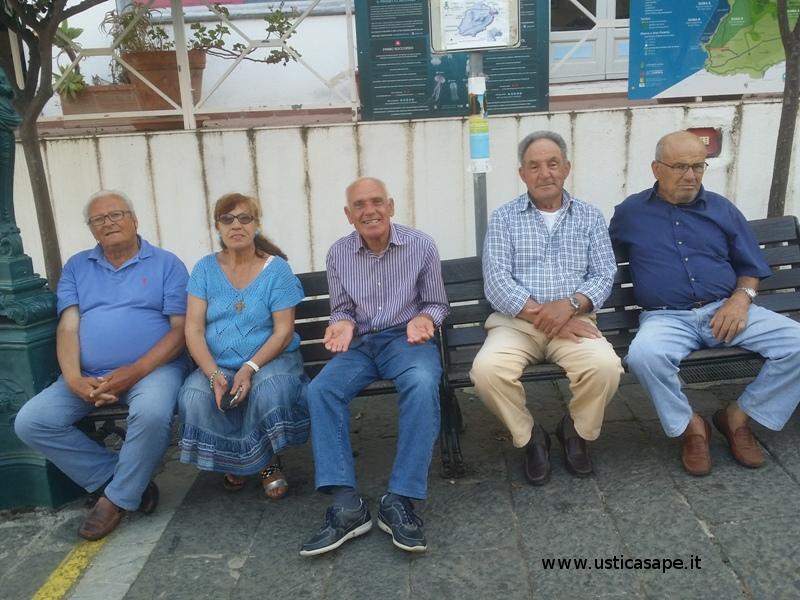 Pensionati sereni e rilassati
