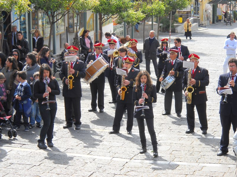 Banda Musicale, ricordi di tempi non troppo lontani