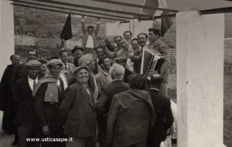 F.A.0269 Gruppo Uomini Azione Cattolica - momenti di aggregazuione