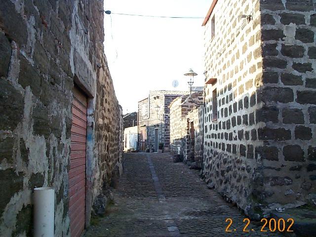 Ustica, Viuzza centro storico