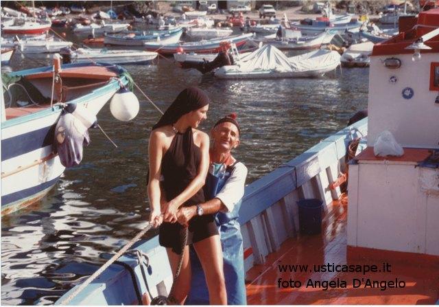 Ninì con la barca in vendita e i ricordi!