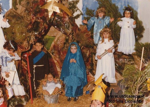 Ustica, Recita Natale