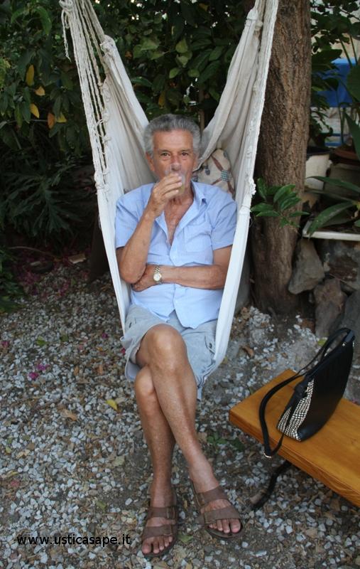 un po' di relax per il Prof. Longo