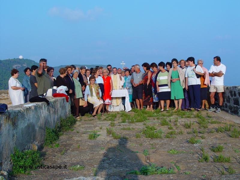 Ustica, Santa Rosalia alla Falconiera 2003