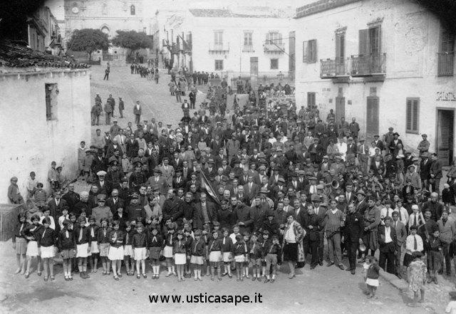 Manifestazione accoglienza autorita' 23-03-30