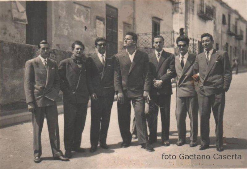 Giovani Leoni usticesi, anni '50