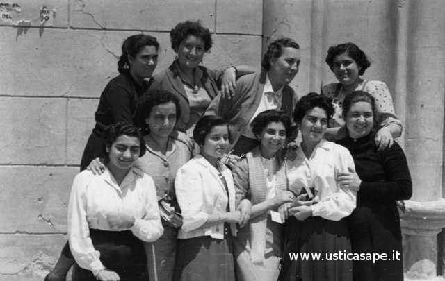 Gruppo donne dell'Azione Cattolica di Ustica