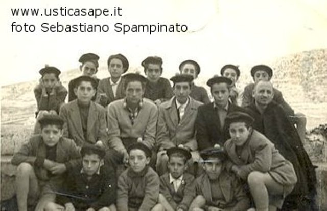 Giovani usticesi dell'Azione Cattolica