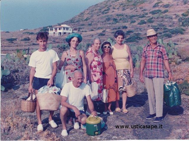 Famiglia Maggiore e Famiglia La Valle - Scampagnata ad Ustica