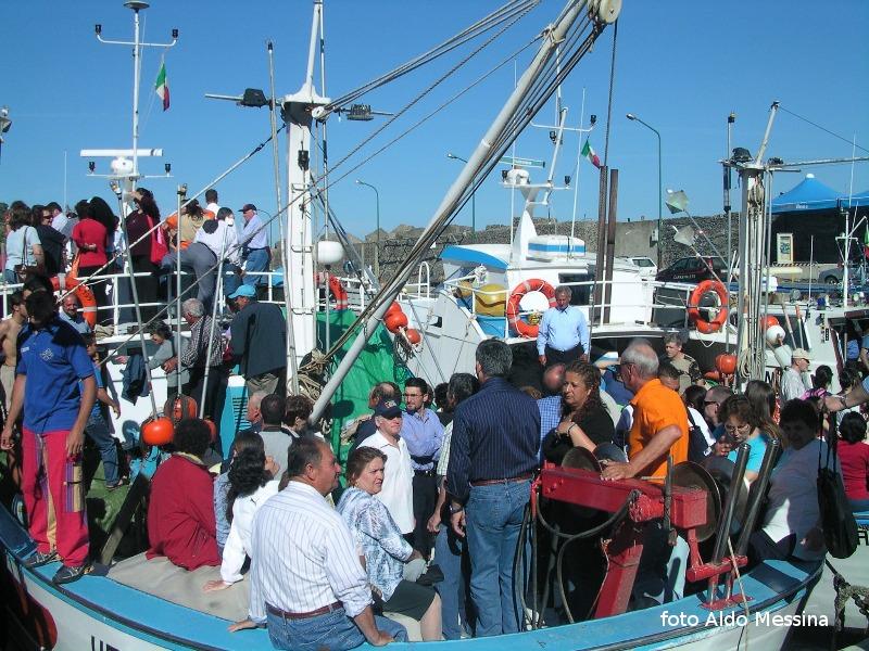 Ustica, festa Madonna dei Pescatori