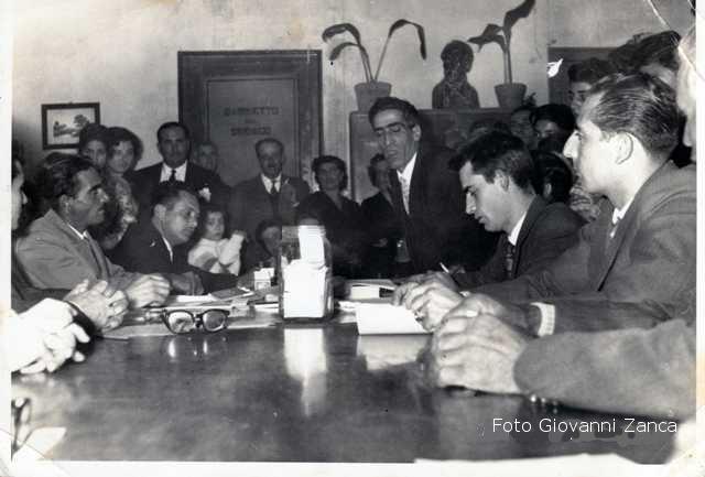 Ustica, consiglio comunale con intervento di Salvatore Tranchina