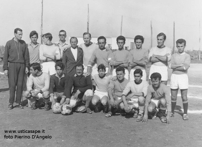 Ustica, buona squadra di calcio