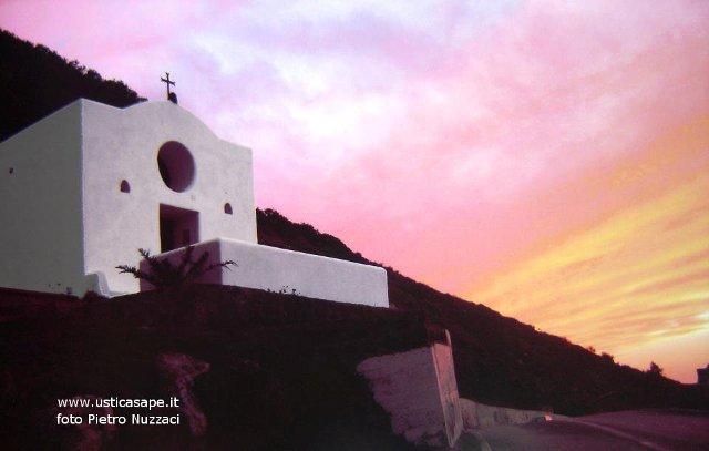 Ustica, Santuario Madonna della Croce