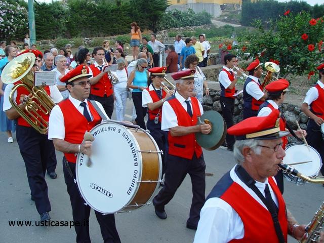 Banda Musicale di Ustica, Ricordi!...