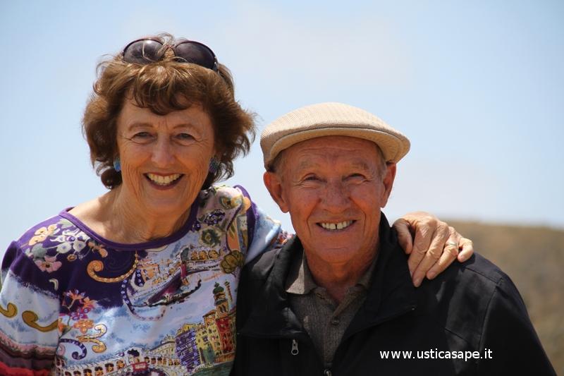 foto Marlene e Ron Robershawa Catalina CA